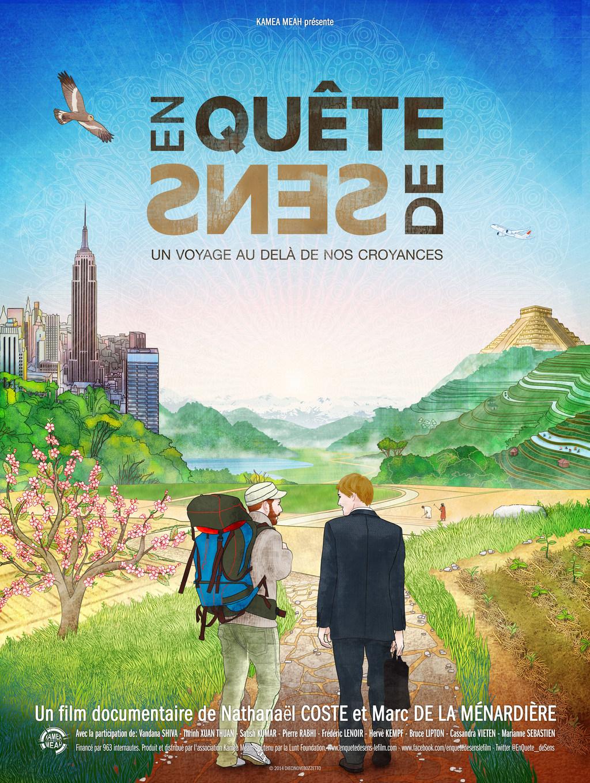 Film « En Quête de Sens » + échange - Caméo - 18h